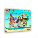 Cadre photo activite jake et les pirates disney