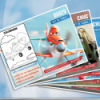 Set de table activite planes disney